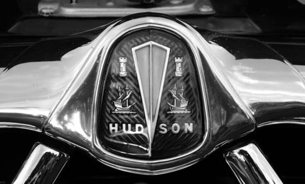 1952 Hudson Hornet Photograph - 52 Hornet by David Lee Thompson