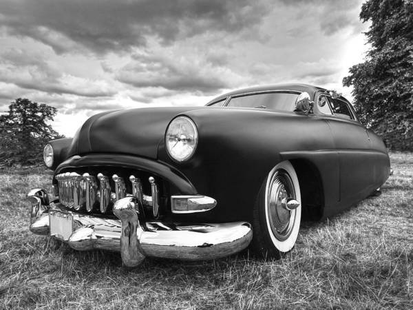 Photograph - 52 Hudson Pacemaker Coupe by Gill Billington
