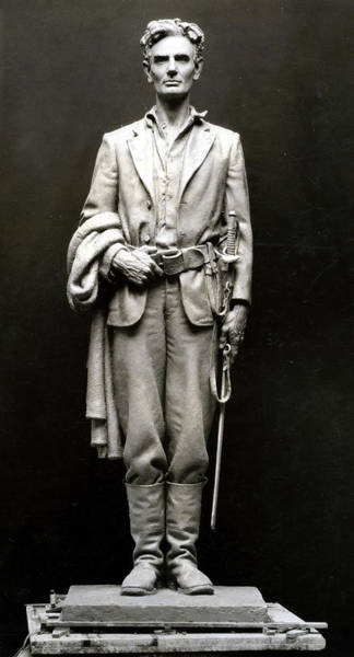 Wall Art - Photograph - Abraham Lincoln (1809-1865) by Granger