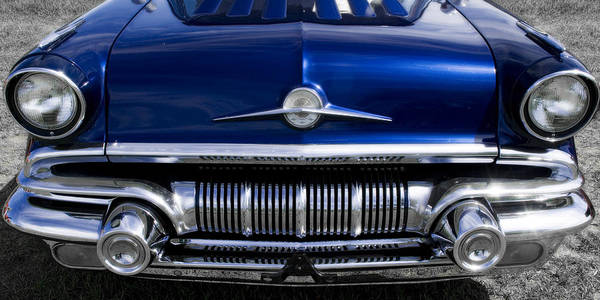 Photograph - '57 Pontiac Safari Starchief by Beverly Stapleton