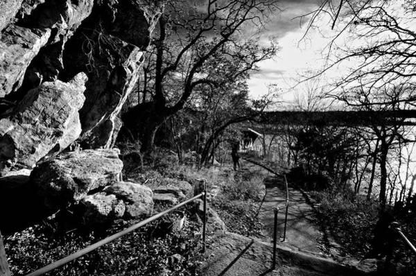 Photograph - 5989bw Lake Murray Ok by Ricardo J Ruiz de Porras