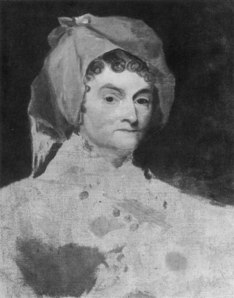 Painting - Abigail Adams (1744-1818) by Granger