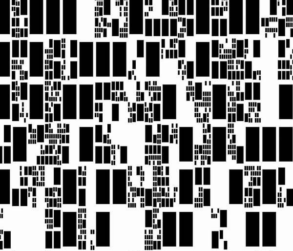 Computer Illustration Photograph - Abstract Computer Artwork by Mehau Kulyk