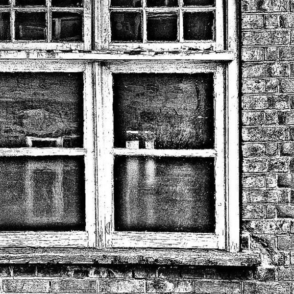 Pattern Photograph - The Window by Jason Michael Roust