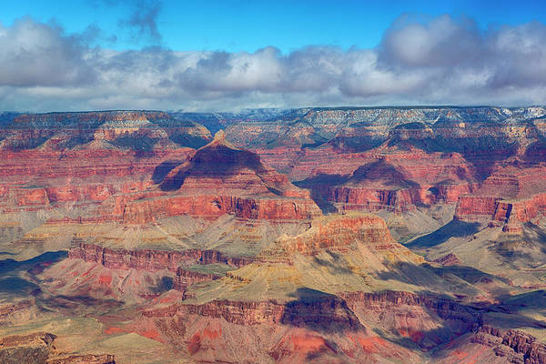 Mather Point Photograph - Arizona, Grand Canyon National Park by Jamie and Judy Wild