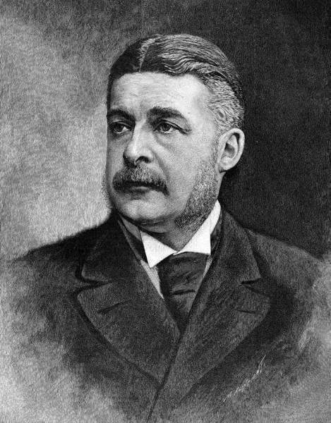 Wall Art - Photograph - Arthur Seymour Sullivan (1842-1900) by Granger