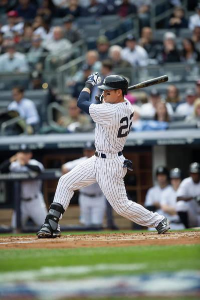 Yankee Stadium Photograph - Baltimore Orioles V New York Yankees by Rob Tringali