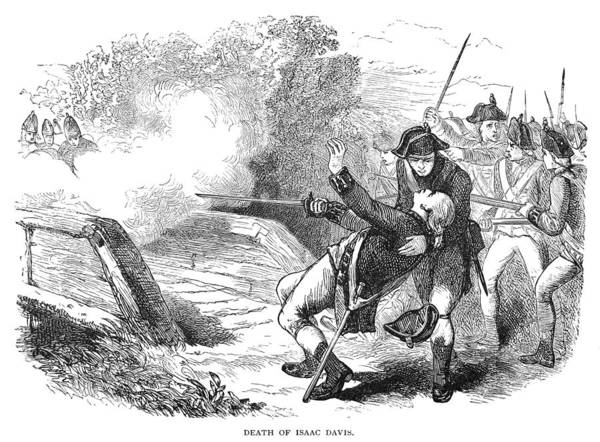 Photograph - Battle Of Concord, 1775 by Granger
