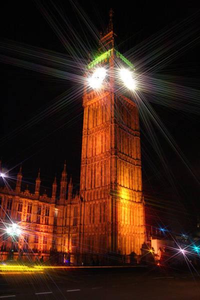 Photograph - Big Ben Art by Doc Braham