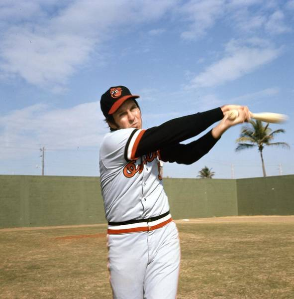 Brooks Photograph - Brooks Robinson by Retro Images Archive
