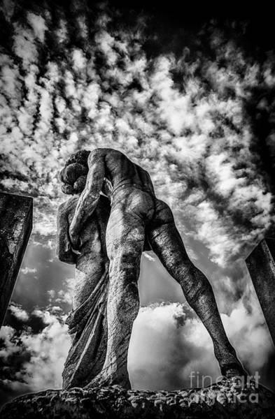 Photograph - Cemetery Of Mantova by Traven Milovich