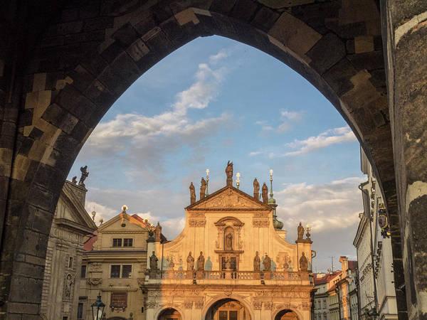 Charles Bridge Photograph - Czech Republic, Prague by Julie Eggers