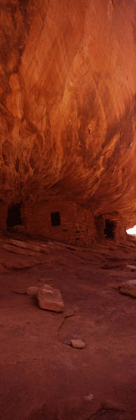 Fire Place Photograph - Dwelling Structures On A Cliff, House by Panoramic Images
