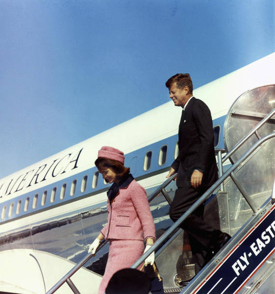 Photograph - John F. Kennedy by Cecil Stoughton