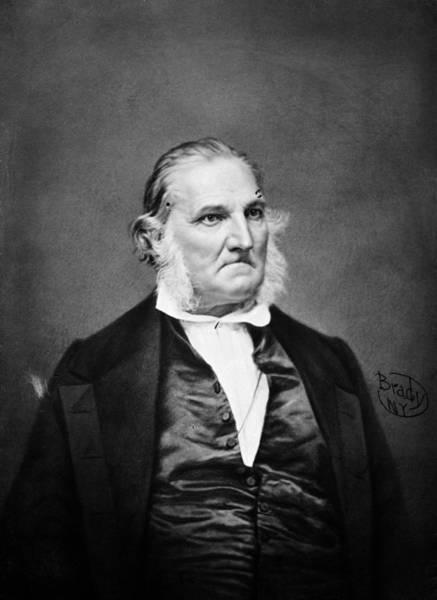 Photograph - John James Audubon by Granger