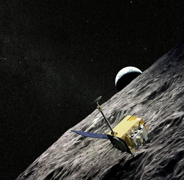 Wall Art - Photograph - Lunar Reconnaissance Orbiter by Nasa/science Photo Library