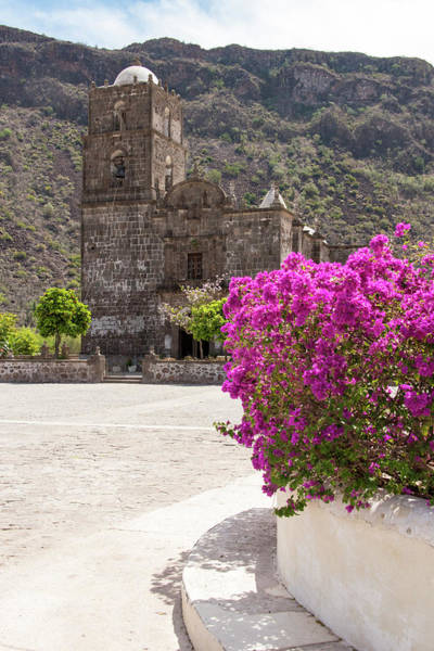 California Mission Photograph - Mexico, Baja California Sur, Sea by Trish Drury