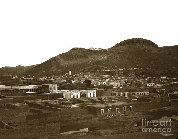 Photograph - Mexico Circa 1900 by California Views Archives Mr Pat Hathaway Archives