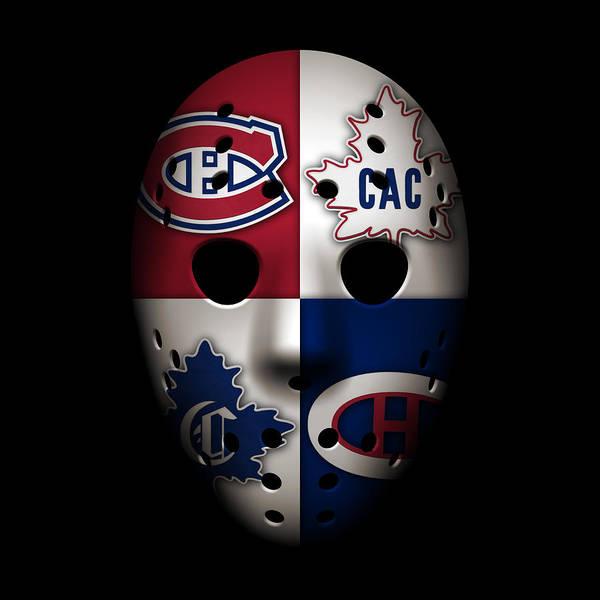 Wall Art - Photograph - Montreal Canadiens by Joe Hamilton