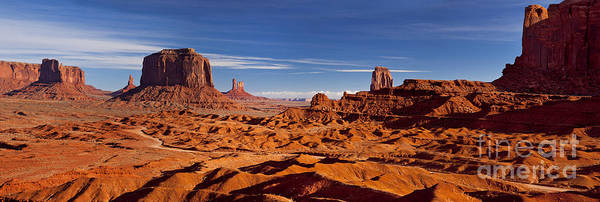 Wall Art - Photograph - Monument Valley by Brian Jannsen
