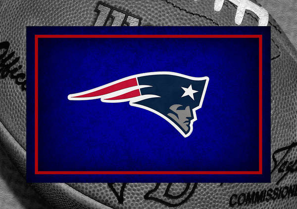 Gronkowski Photograph - New England Patriots by Joe Hamilton