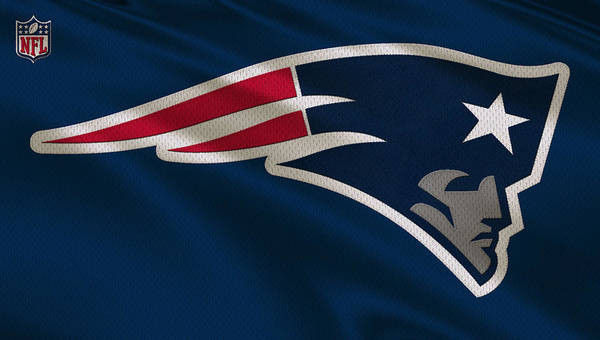 Wall Art - Photograph - New England Patriots Uniform by Joe Hamilton