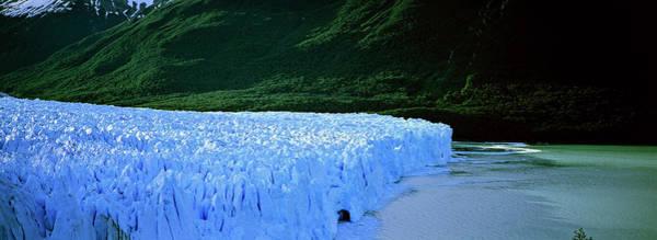 Wall Art - Photograph - Perito Moreno Glacier In The Los by Martin Zwick