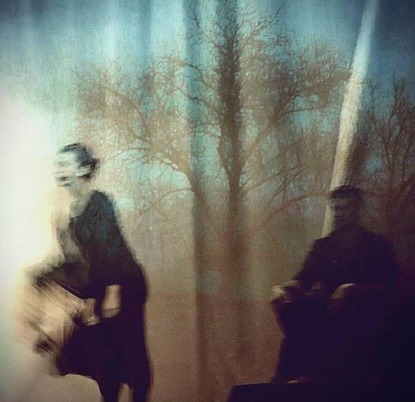 Blur Photograph - Shadows by Dalibor Davidovic