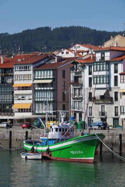 Basque Wall Art - Photograph - Spain, Basque Country Region, Vizcaya by Walter Bibikow