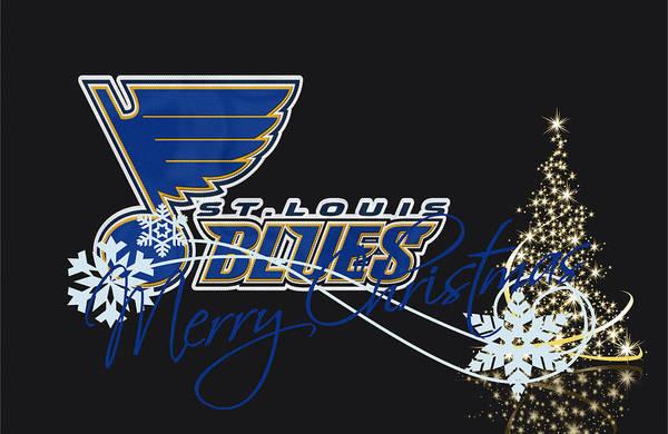 St. Louis Photograph - St Louis Blues by Joe Hamilton