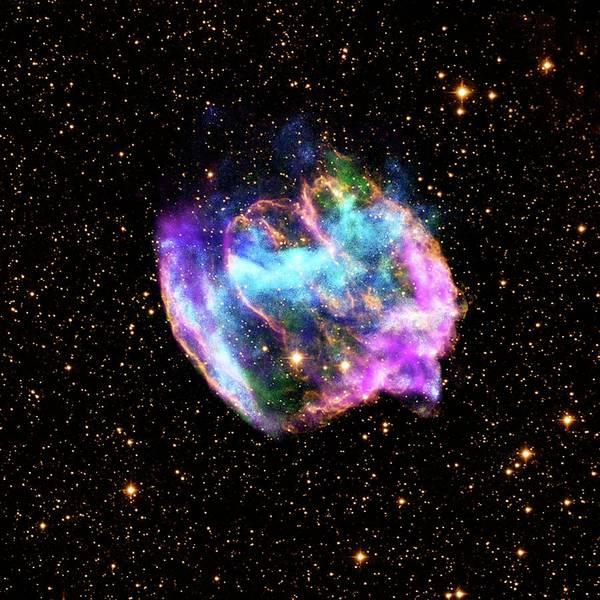 Recent Photograph - Supernova Remnant by Nasa