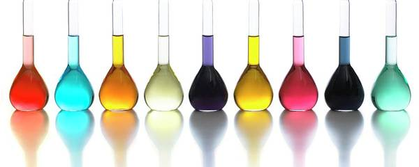 Wall Art - Photograph - Transition Element Salts In Solution by Science Photo Library
