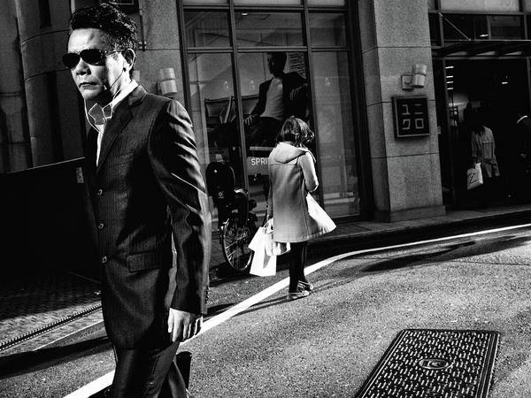 Businessman Photograph - Untitled by Tatsuo Suzuki