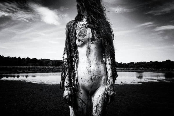 Dirt Photograph - Untitled by Ton Dirven