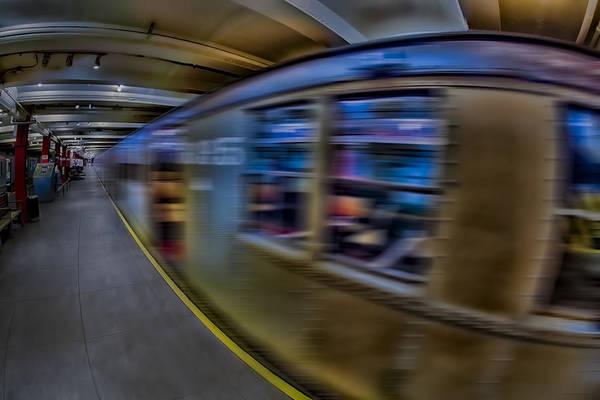 Rockaway Photograph - 6095 In Motion by Susan Candelario