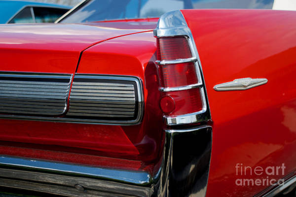Photograph - 63 Pontiac Bonneville by Mark Dodd