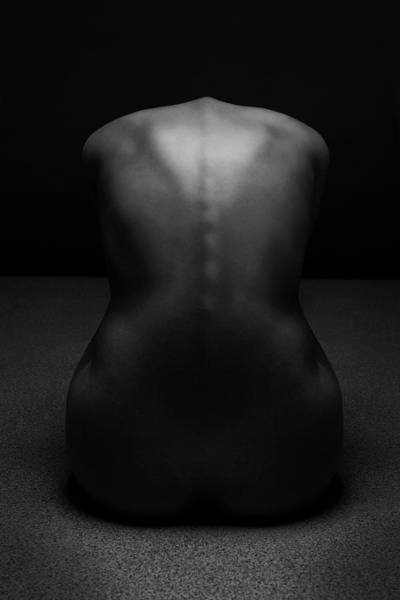Bone Photograph - Bodyscape by Anton Belovodchenko