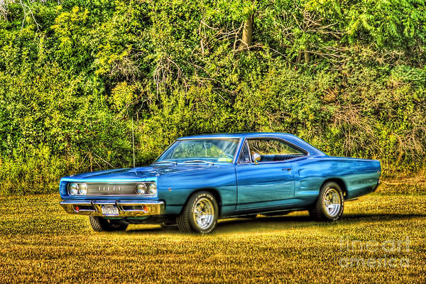 Photograph - '68 Coronet by Jim Lepard