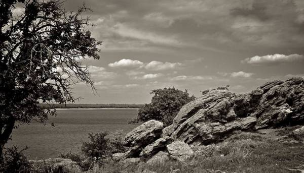 Photograph - 6860 Lake Murray by Ricardo J Ruiz de Porras