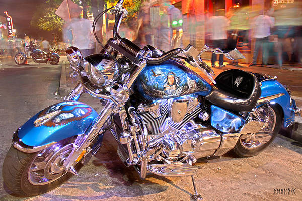 Wall Art - Photograph - 6th Street Ride by Andrew Nourse