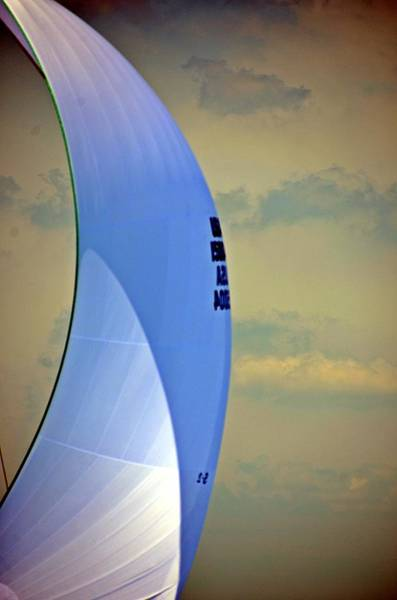 Photograph - Sailing North by Randy J Heath