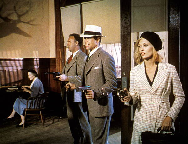 Wall Art - Photograph - Bonnie And Clyde  by Silver Screen