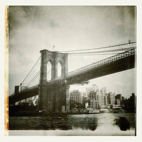 Photograph - Brooklyn Bridge by Natasha Marco