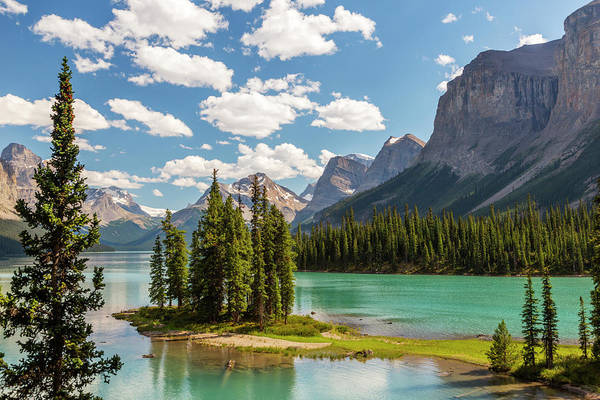 Alberta Wall Art - Photograph - Canada, Alberta, Jasper National Park by Jamie and Judy Wild