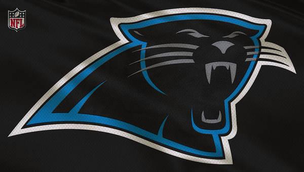 Iphone 4s Wall Art - Photograph - Carolina Panthers Uniform by Joe Hamilton