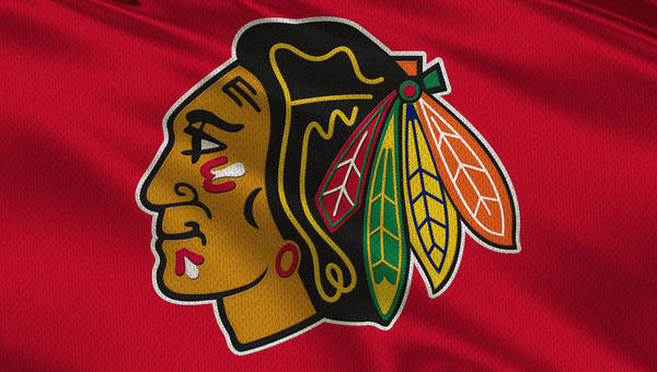 Iphone 4s Wall Art - Photograph - Chicago Blackhawks Uniform by Joe Hamilton