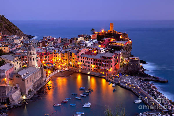 Art Print featuring the photograph Cinque Terre by Brian Jannsen