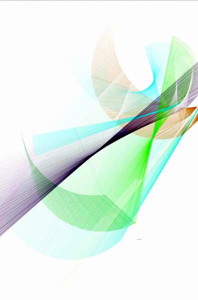 Digital Art - Color Symphony by Rafael Salazar