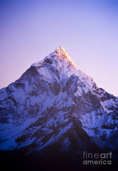 Gokyo Photograph - Himalaya Mountains by Tim Hester