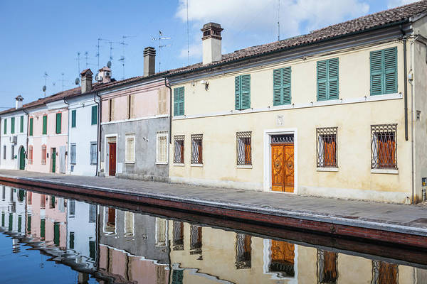 Photograph - Italian Country, Comacchio by Deimagine